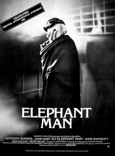 Elephant-man-david-Lynch-Anthony-Hopkins-John-Hurt-poster-affiche