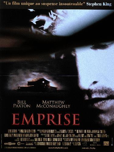 Emprise-2001-Bill-Paxton-Matthew-McConaughey-film-movie-poster-affiche