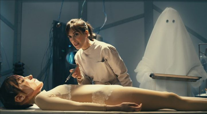 La fille bionique, Stéphanie Capdevila