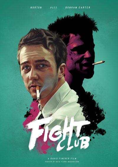 Fight-club-Edward-Norton-Brad-Pitt-David-Fincher-film-movie-poster-affiche