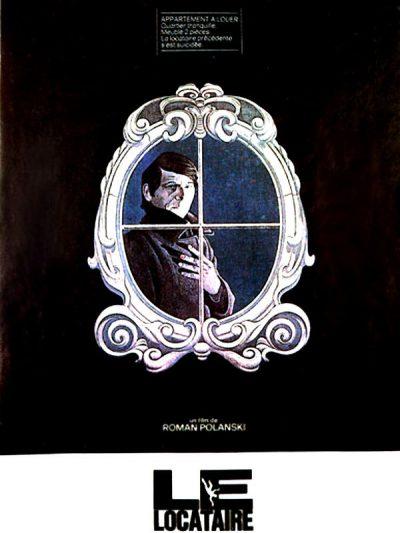 le-locataire-the-tenant-roman-polanski-isabelle-adjani-poster-affiche