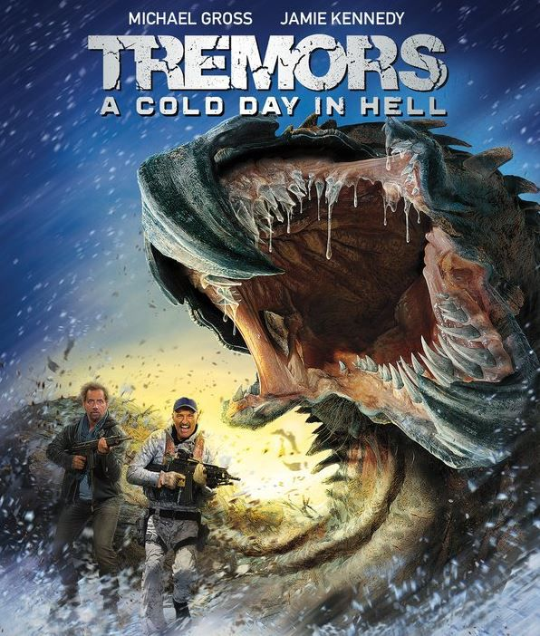 Tremors 6 affiche du film